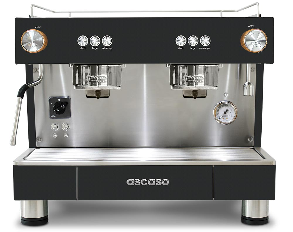 ascaso factory espresso coffee machines manufactured in. Black Bedroom Furniture Sets. Home Design Ideas