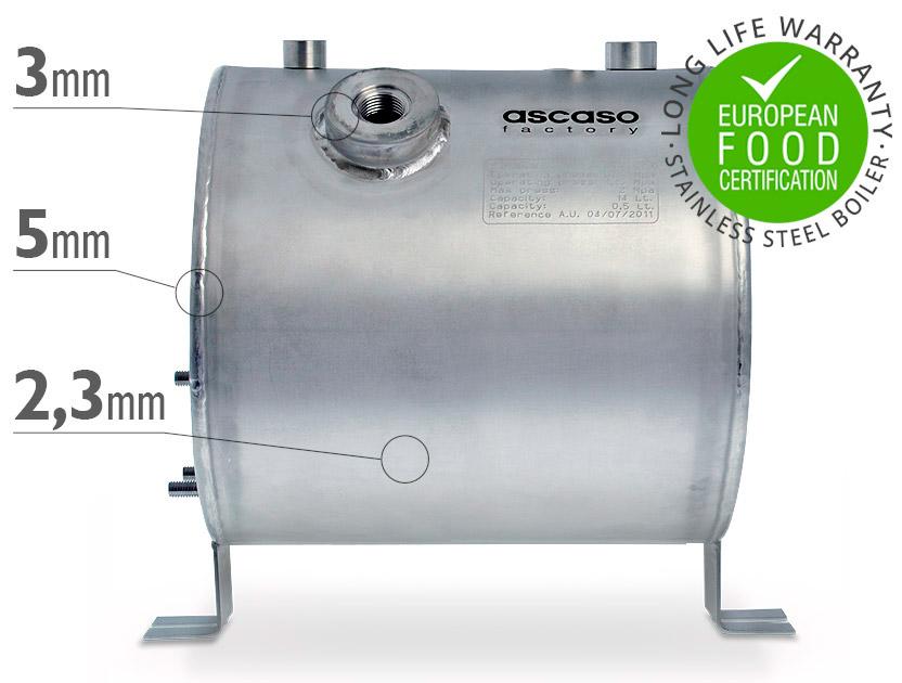 Ascaso Factory | Espresso coffee machines manufactured in Barcelona |