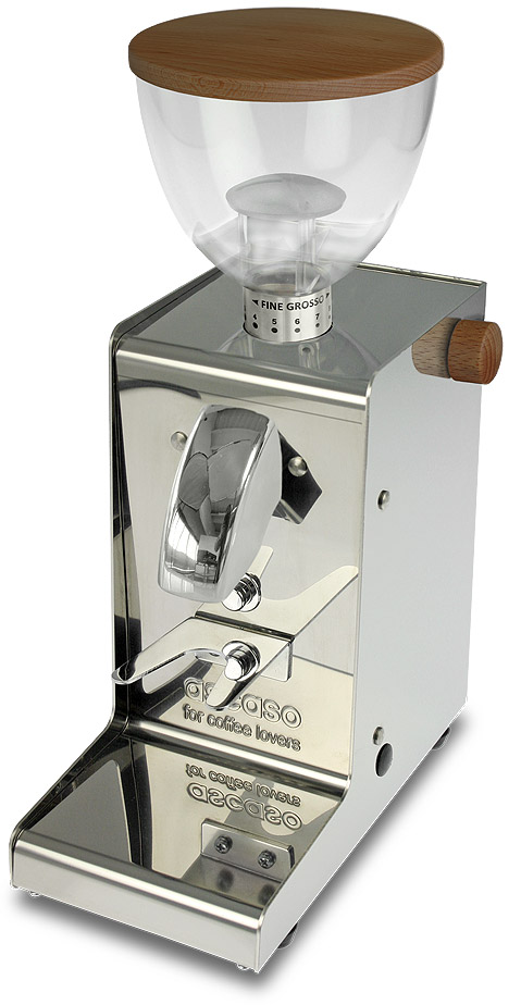 Ascaso Factory Coffee Grinders Manufactured In Barcelona