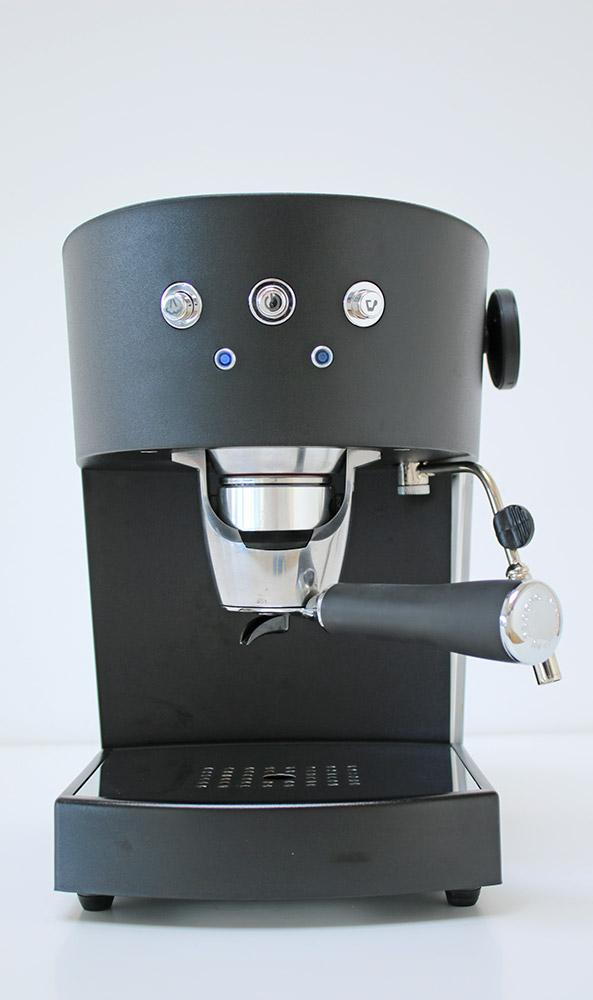 how to use ascaso coffee machine