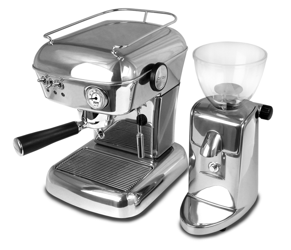 Ascaso Factory Espresso Coffee Machines Manufactured In Barcelona